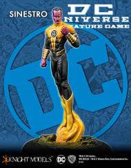 DC Universe (35mm): Sinestro