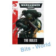 WARHAMMER 40K BITS: DARK VENGEANCE RULEBOOK - 7TH EDITION