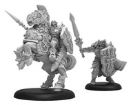 Warmachine: Protectorate of Menoth - Champion of the Order of the Wall