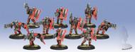 Warmachine: Khador - Assault Kommandos - Unit