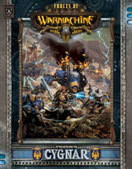 Warmachine: Accessories - Forces of Warmachine: Cygnar (Soft Cover)