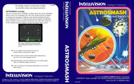 Astrosmash (Intellivision) - CIB