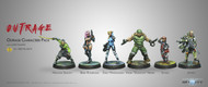 Infinity: Mercenaries - Outrage Characters Pack