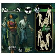 Malifaux: Resurrectionists - Asura Roten