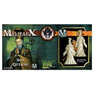 Malifaux: Ten Thunders - Sun Quiang