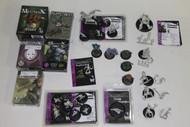 Malifaux Neverborn Lot OOP metal MK1 cards (U-B10S3 202614)