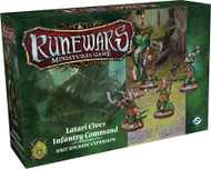 Runewars: Latari Elves Infantry Command