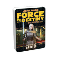 Star Wars: Force and Destiny - Specialization Deck: Arbiter