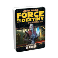 Star Wars: Force and Destiny - Specialization Deck: Teacher