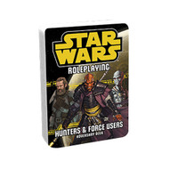 Star Wars: Adversary Deck - Hunters and Force Users