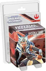 Star Wars Imperial Assault: Ahsoka Tano, Rebel Instigator
