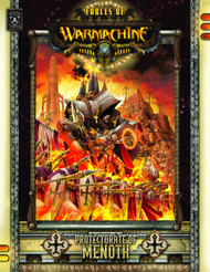 Warmachine: Accessories - Forces of Warmachine: Protectorate of Menoth (Soft Cover)