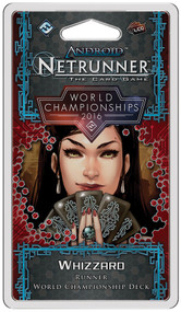 2016 World Championship Runner Deck