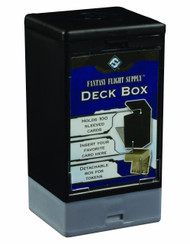 Deck Box: Black