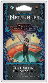 2016 World Championship Corp Deck