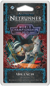 2015 World Champion Runner Deck