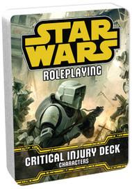 Star Wars: Critical Injury Deck