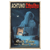 Achtung! Cthulhu: Dark Tales from the Secret War