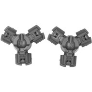 WARHAMMER 40K BITS: IMPERIAL ARMIGER WARGLAIVE - FEET