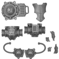 WARHAMMER 40K BITS: IMPERIAL ARMIGER WARGLAIVE - HIP JOINT