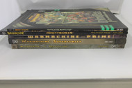 Warmachine Book Lot-Apotheosis Prime Superiority Escalation Pirates Broken Coast (U-B5S2 204388)