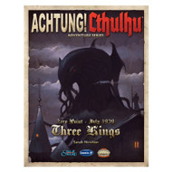 Achtung! Cthulhu: Zero Point: Three Kings 1939