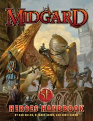 5E: Midgard Heroes Handbook