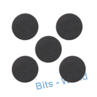 WARHAMMER 40K BITS: HORUS HERESY SISTERS OF SILENCE - 32MM ROUND BASES X5