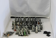 Age of Sigmar Wood Elf Lot- War Dancers, Glade Guard, Eternal Guard (U-B8S6 206248)