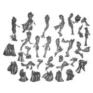 WARHAMMER BITS: IDONETH DEEPKIN NAMARTI REAVERS - BODIES X10