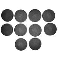 WARHAMMER BITS: IDONETH DEEPKIN NAMARTI THRALLS - 32MM ROUND BASES X10