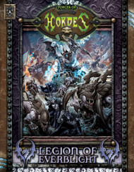 Hordes: Accessories - Forces of Hordes: Legion of Everblight (Soft Cover)