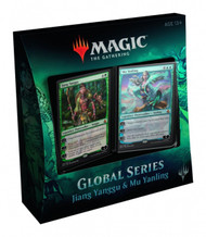 Magic The Gathering Sealed: Global Series: Jiang Yanggu & Mu Yanling