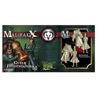 Malifaux: Guild - Guild Investigator