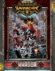 Warmachine: Accessories - Forces of Warmachine: Khador (Soft Cover)