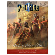 7th Sea Rpg: 2nd Edition - Lands Of Gold And Fire