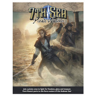 7th Sea Rpg: 2nd Edition - Pirate Nations Hardcover