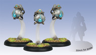 Warmachine: Convergence of Cyriss - Attunement Servitor - Solo (3)