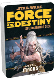 Star Wars: Force And Destiny - Mystic Magus Specialization Deck