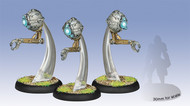 Warmachine: Convergence of Cyriss - Accretion Servitors - Solos (3)