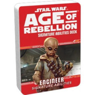 Star Wars: Age Of Rebellion - Engineer Signature Abilities Deck