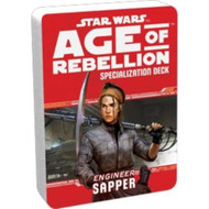 Star Wars: Age Of Rebellion - Sapper Specialization Deck