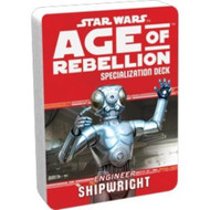 Star Wars: Age Of Rebellion - Shipwright Specialization Deck