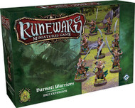 Runewars: Darnati Warriors