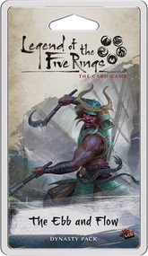 Board Game Fantasy Flight Games: Legend Of The Five Rings Lcg - The Ebb And Flow