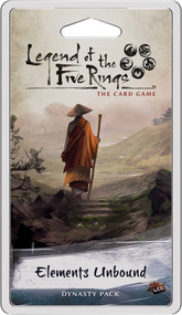 Board Game Fantasy Flight Games: Legend Of The Five Rings Lcg - Elements Unbound