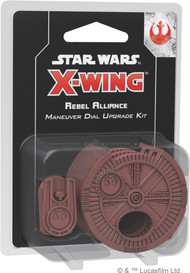 Star Wars X-Wing: 2nd Ed: Rebel Alliance Maneuver Dial Upgrade Kit *PreOrder*