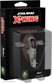 Star Wars X-Wing: 2nd Ed: Slave 1 *PreOrder*