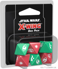 Star Wars X-Wing: 2nd Ed: Dice Pack *PreOrder*