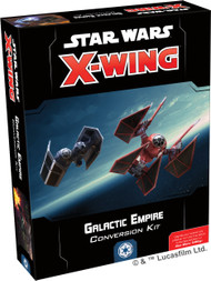 Star Wars X-Wing: 2nd Ed: Galactic Empire Conversion Kit *PreOrder*